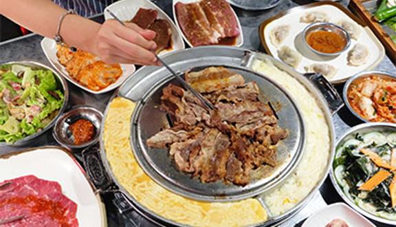 K-Pub - Korean Grill Pub - Royal City