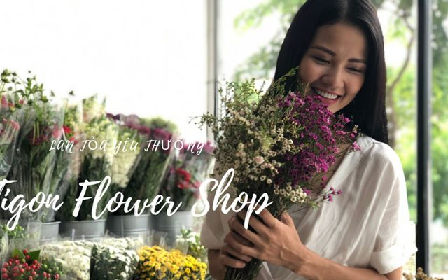 Tigon Flower Shop - Shop Hoa Tươi