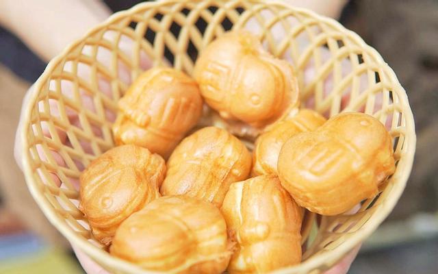 ChiChiKo - Bánh Gà Hàn Quốc