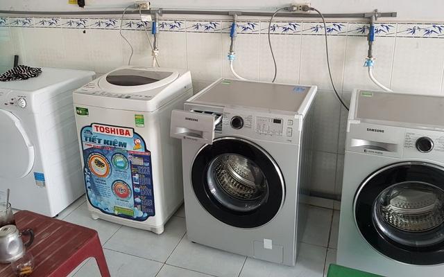Giặt Ủi Take Away