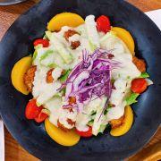 Salad cam quýt