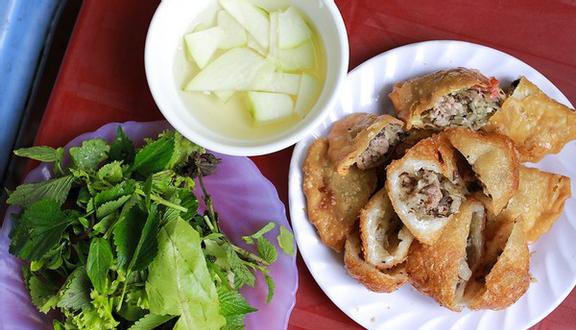 Cô Hoa - Bánh Rán & Bánh Gối