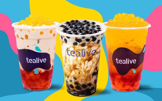 Trà Sữa Tealive - Big C Phú Thạnh