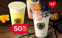 TocoToco Bubble Tea - Tân Sơn Nhì - Trà Sữa Đài Loan