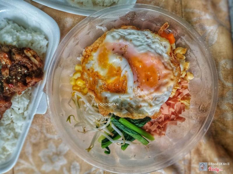 Cơm trộn Hàn Quốc 🇰🇷