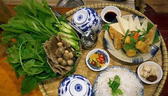 Ẩn Restaurant - Ẩm Thực Chay