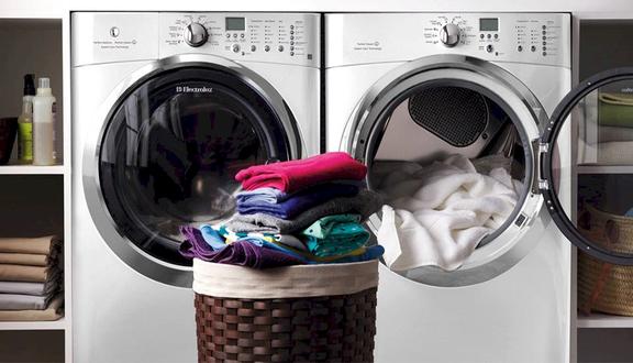 Giặt Sấy Tự Động Xanh - Tôn Đản