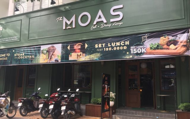 The Moas – Cafe & Dining Lounge