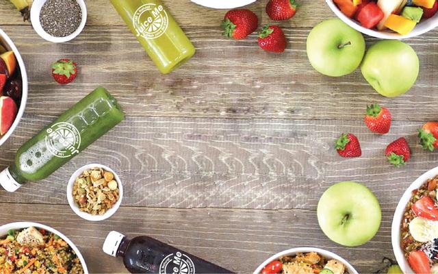 Juice Me - Nước Ép Trái Cây - Lý Tự Trọng