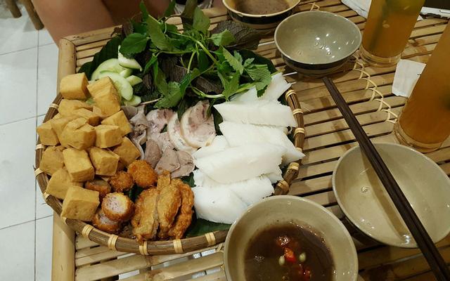 Bún Đậu Tràng An - Trần Thị Nghỉ