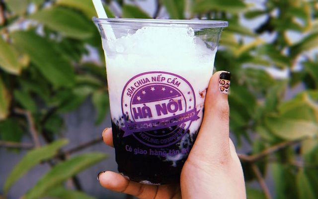 Sữa Chua Nếp Cẩm Hà Nội - Cách Mạng Tháng 8