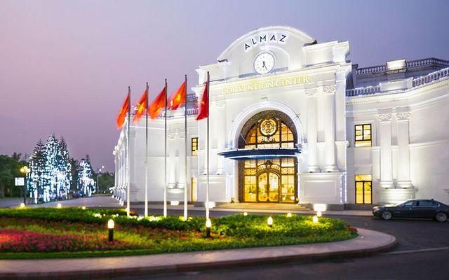 Trung Tâm Ẩm Thực & Hội Nghị Quốc Tế Almaz