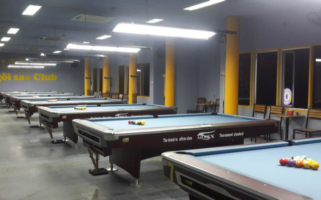 Ngôi Sao Billiard Club