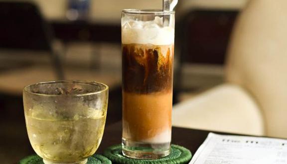 615 - Cafe & Giải Khát