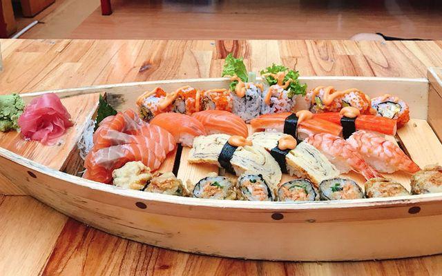 Edo Sushi - Ngô Thì Nhậm