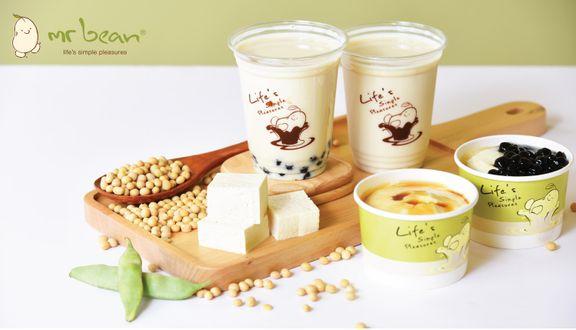 Mr Bean - Sữa Đậu Nành Hữu Cơ Singapore - Sư Vạn Hạnh