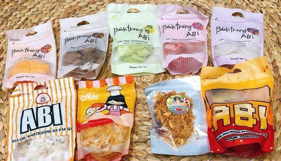 Nguyễn Thị Thu Yến - Đại Lý Bánh Tráng Abi - Shop Online