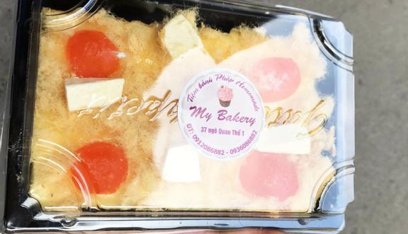 My Bakery - Bánh Pháp Homemade & Bánh Phomai Tươi Online