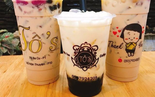 Tô's Milk Tea & Coffee Shop - 30 Tháng 4
