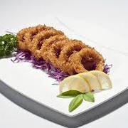 Ika Furai ( Mực chiên xù Japan )