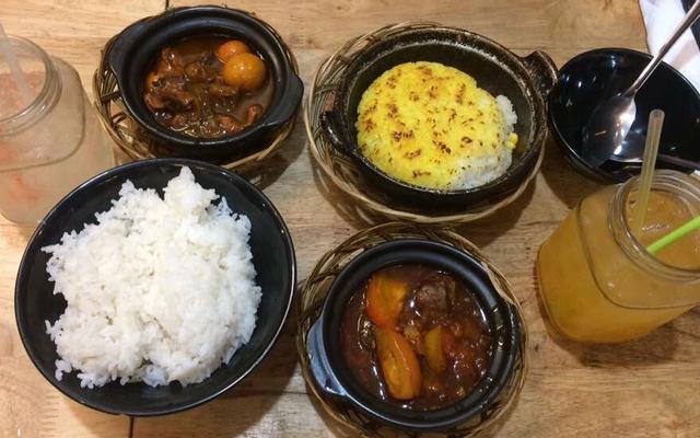 MeLyfood - Cơm Niêu & Cua Singapore