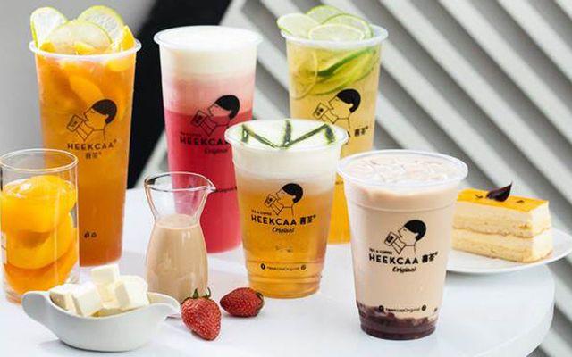 Trà Sữa Heekcaa Original - Hoàng Văn Thụ