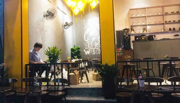 Ty Rolls Cafe - Ông Ích Khiêm