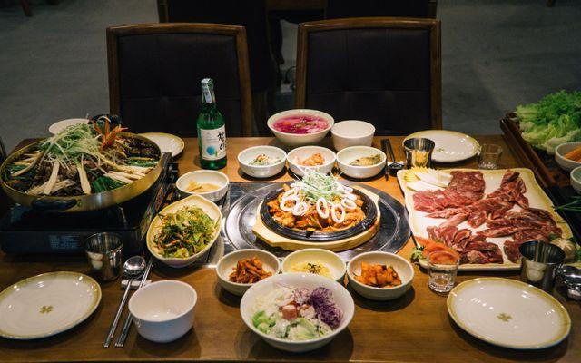 Jejuga Restaurant - Ẩm Thực Hàn Quốc