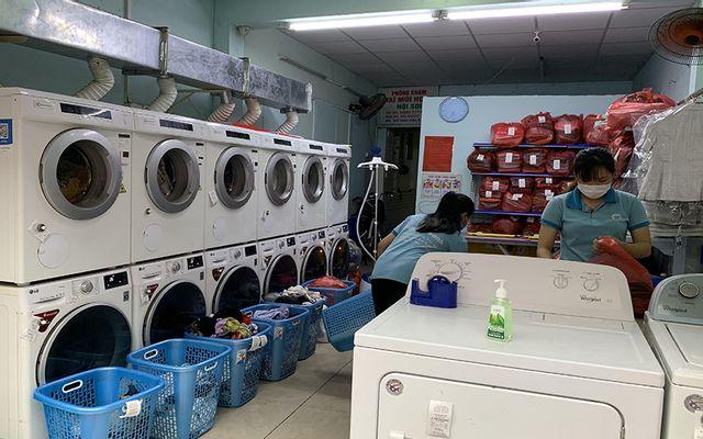 Giặt Sấy Xanh - Vĩnh Viễn