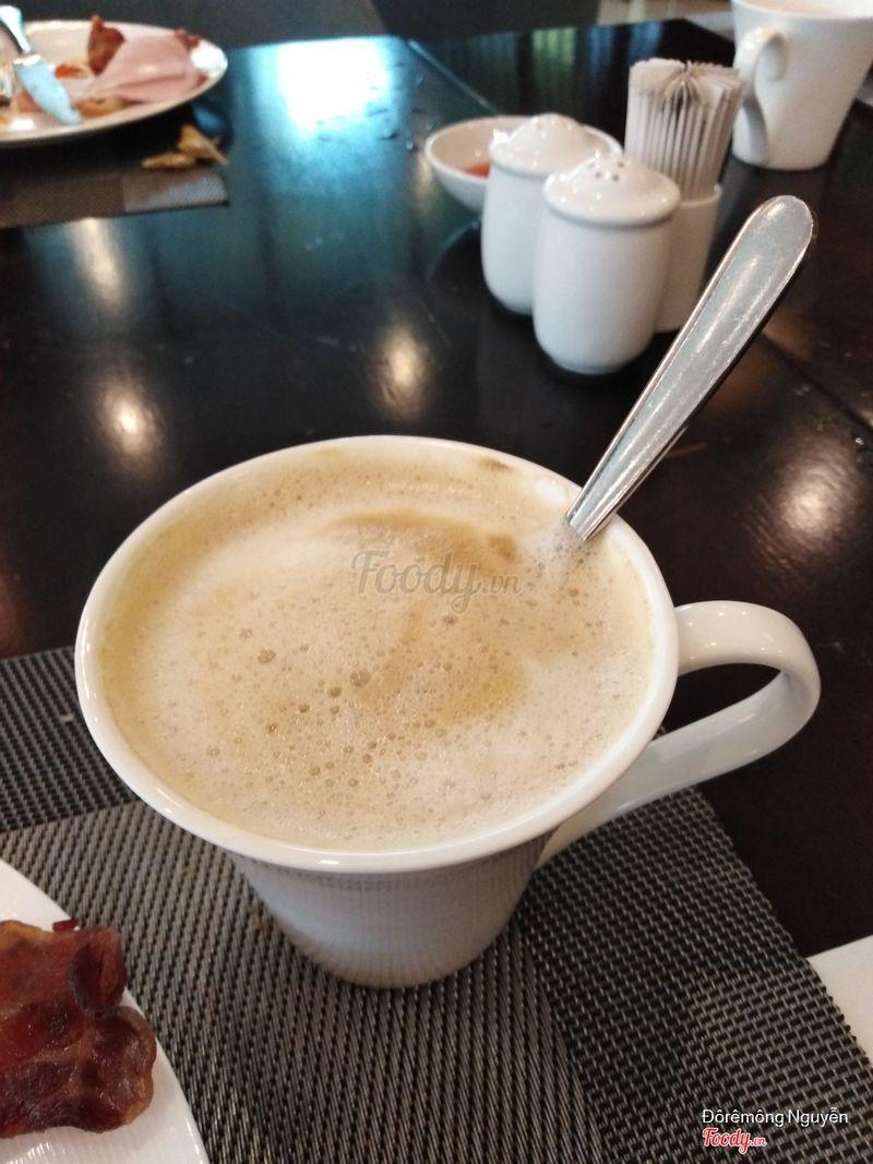 Cafe latte ngon