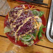 Đĩa salad 29k của mình đây