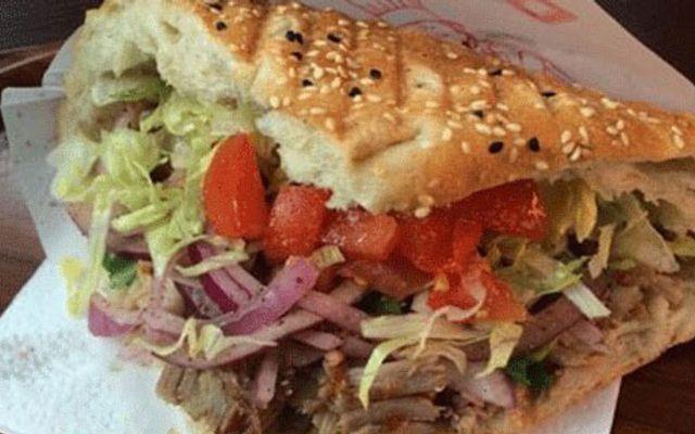 Bảo An - Bánh Mì Doner Kebab