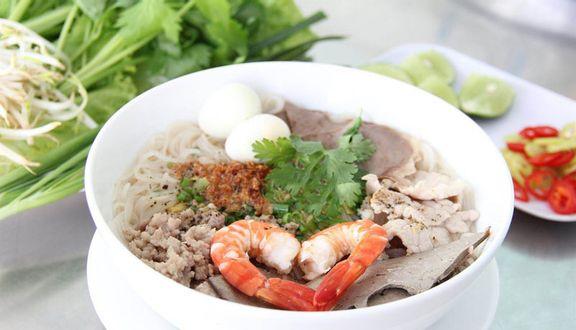 Hủ Tiếu Nam Vang Dây Thun