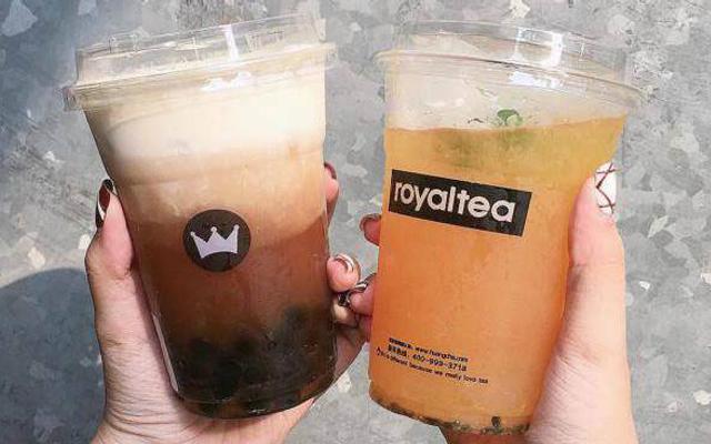 Royaltea - Trà Sữa Hồng Kông - Tô Hiệu