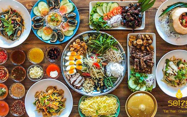 Soi79 - Nhậu Phong Cách Thái