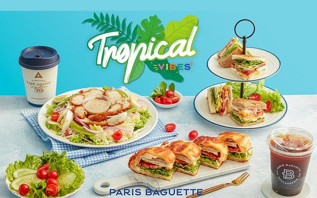 Paris Baguette - Hoàng Văn Thụ