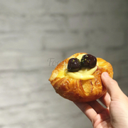Mini Dark Cherry Pastry