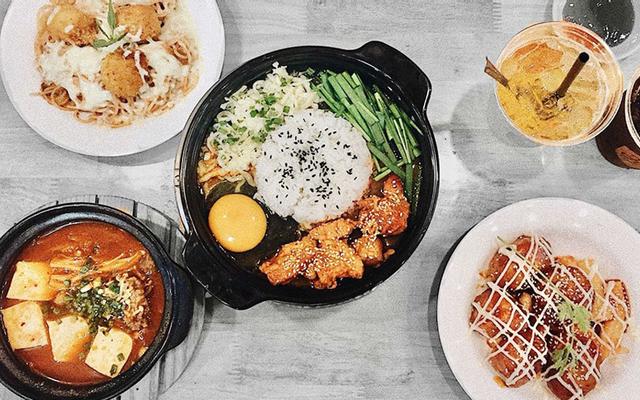 Hẻm Fast Food - Món Hàn Quốc - Trần Hưng Đạo