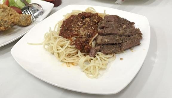 Mì Ý A Hoài Spaghetti - 236 Trần Văn Kiểu Cơ Sở Chính