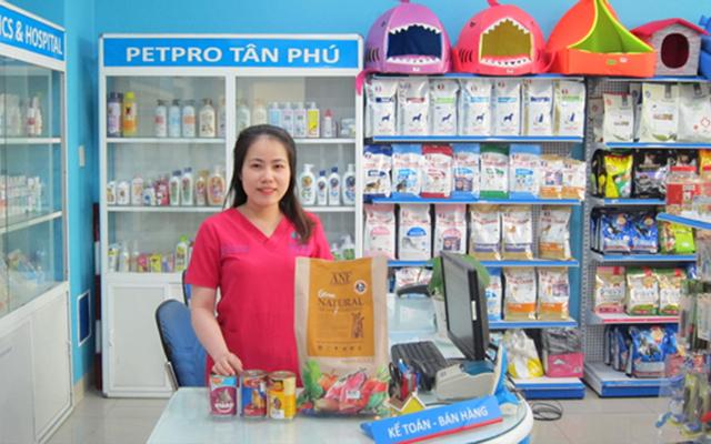 PetPro - Shop Cho Thú Cưng - Nguyễn Thị Tú