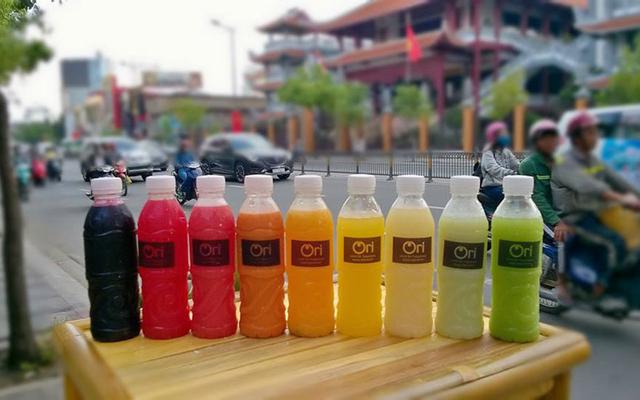 Ori Juice - Nước Ép Trái Cây Nguyên Chất - Đinh Tiên Hoàng