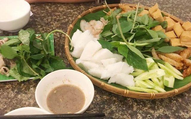 A Đậu - Bún Đậu Mắm Tôm - Lê Văn Việt