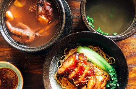A Mà Kitchen - Món HongKong