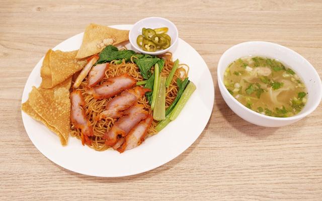Penang Noodles - Mì Khô Malaysia - Trường Sơn