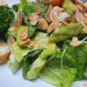 Salad bơ bỗ dưỡng
