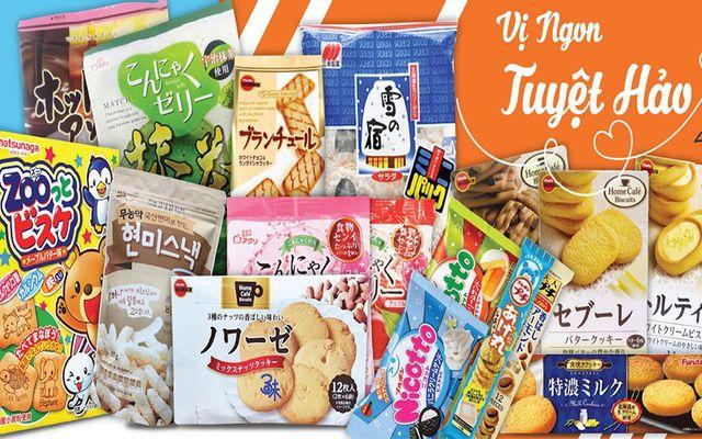 Đông Hưng Store - Bánh Kẹo Nhật Bản