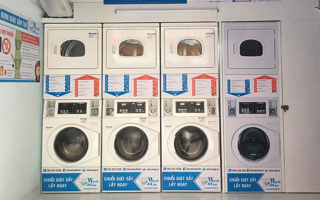 Wash & Go - Giặt Sấy Lấy Ngay - Tô Hiến Thành