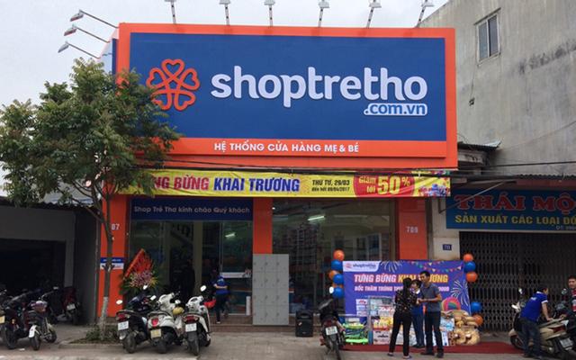 Shop Trẻ Thơ - Cửa Hàng Mẹ Và Bé - Kha Vạn Cân