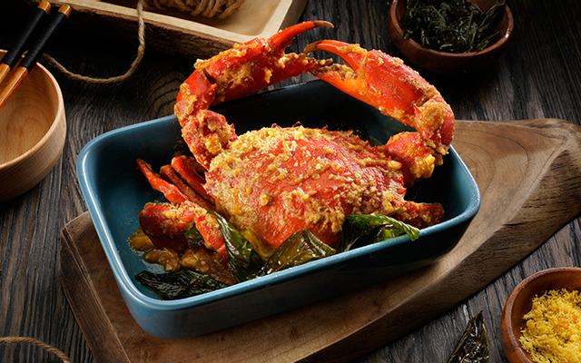 Holy Crab - Nhà Hàng Hải Sản Singapore - Vincom Metropolis
