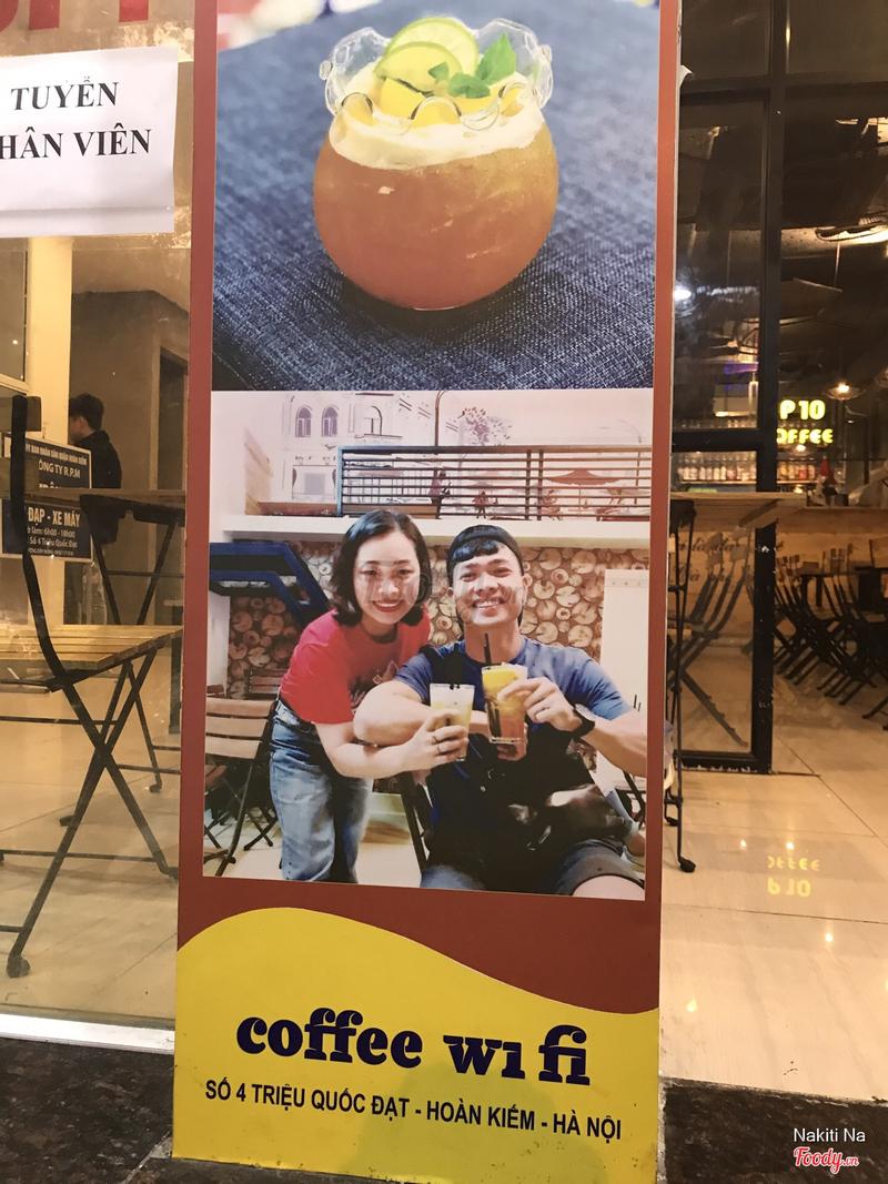 CP10 Coffee ở Quận Hoàn Kiếm, Hà Nội | Foody.vn